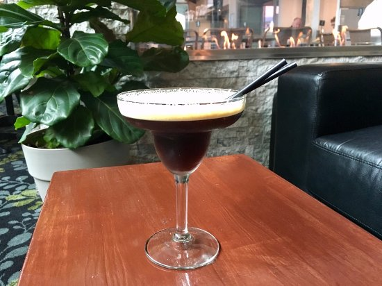 East Maitland, Αυστραλία: Kraken Espresso Cocktail