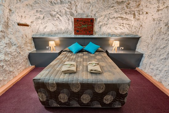 White Cliffs, Avustralya: Upgraded bedrooms at the Underground Motels