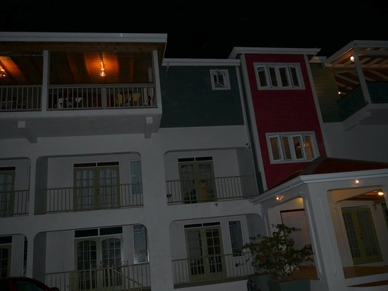 Emile's Restaurant & Suites: Top floor restaurant