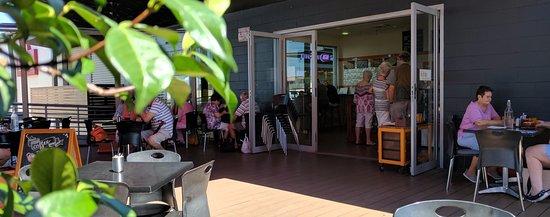 Inverell, Australien: Alfresco Dining