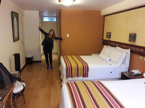 Taypikala Hotel Machupicchu: IMG-20170522-WA0020_large.jpg