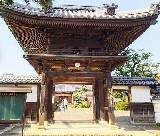 Kameyama, Ιαπωνία: 立派な山門