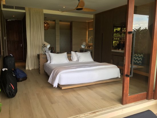 Keramas, Indonesia: Beachfront pool suite