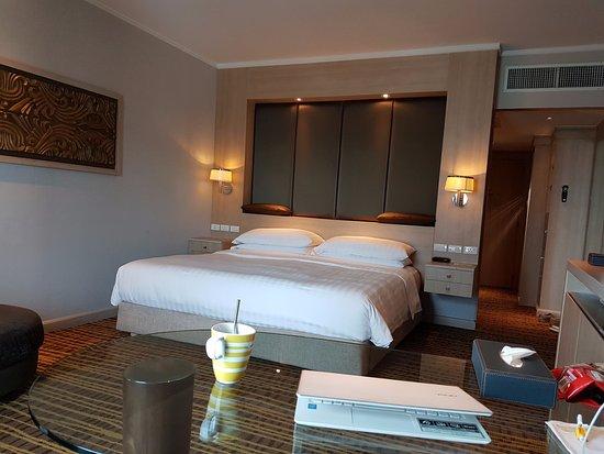 Amari Watergate Bangkok: Spacious room