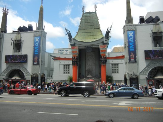 Hollywood: Chinese theater