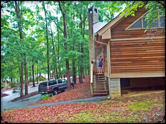 Cabins are beautiful picture of devils fork state park Devils fork state park cabin rentals