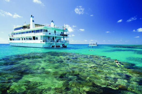 5-Day Great Barrier Reef Cruise from Cairns Including Cooktown...