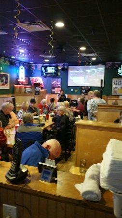Wildwood, Floride : Beef 'O' Brady's
