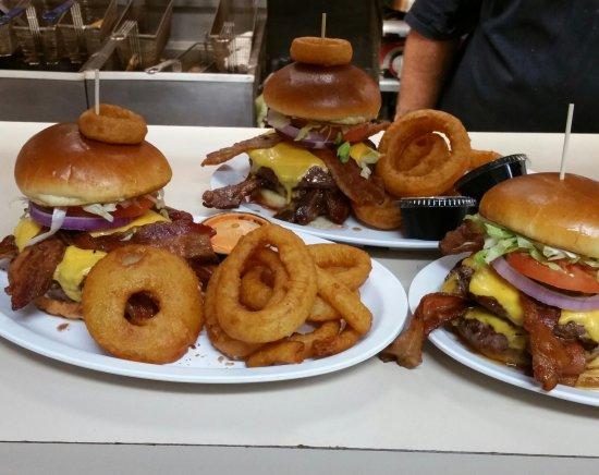 Wildwood, FL: Beef 'O' Brady's