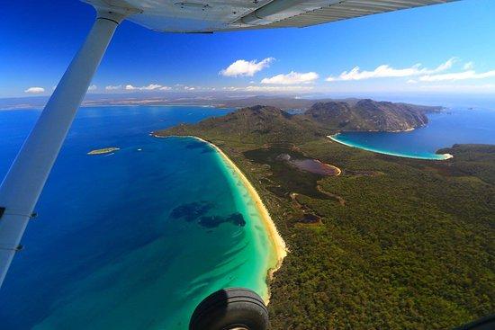 Coles Bay, Australien: Hazards Beach and Wineglass Bay