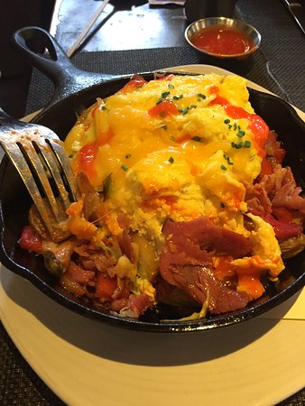 Culver City, Kalifornien: Ham skillet
