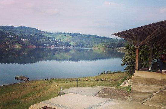 Calima, Colombia: Pescao Kitesurf