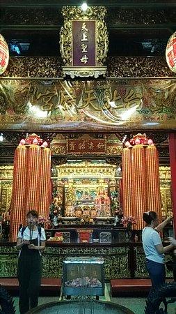 Tianhou Temple: 建物