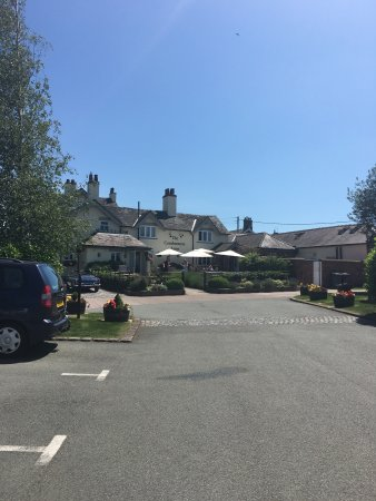 Whitchurch, UK: Combermere Arms