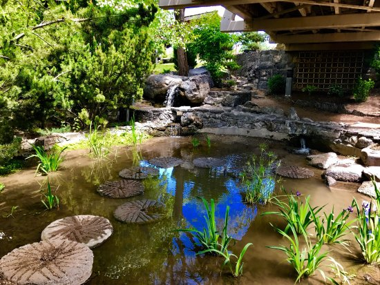 The Japanese Garden Is One Of My Favorite Places In Idaho Falls It Is Very Peaceful And Beautif Picture Of Japanese Pavilion Idaho Falls Tripadvisor