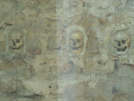 Skull Tower Photo