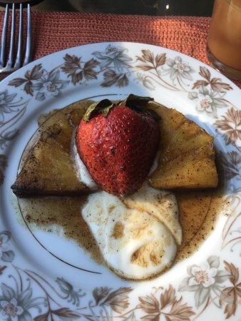 Canandaigua, Estado de Nueva York: Some breakfasts and pics of our trip...
