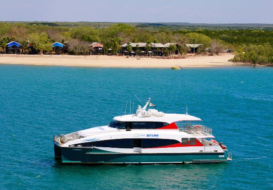 how to get to the tiwi islands