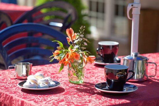 Fort-du-Plasne, ฝรั่งเศส: Pause café