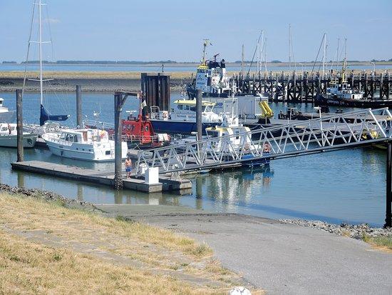 Terneuzen, Belanda: de jachthaven