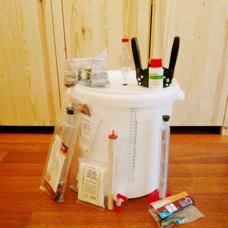 Muret, France : Brew kit for begnner.