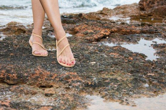 200c57f8fa2 Greek Sandals - Εικόνα του Ges Sandals, Αθήνα - TripAdvisor