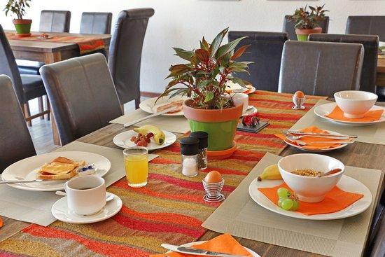 Melkbosstrand, Sudafrica: Breakfast time