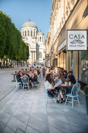 Casa Della Pasta, restaurant - pizzeria