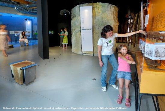 Montsoreau, France: Exposition permanente de la Maison du Parc©Christophe Petiteau