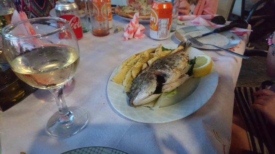Prines, Греция: Nice fish