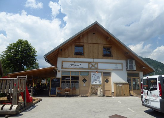 Bohinjska Bistrica, Slovenia: Exterior