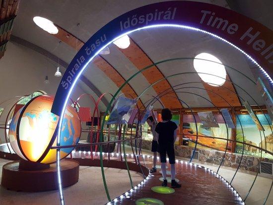 Ipolytarnoc, Magyarország: 23 millió évet utazhatsz vissza az időspirálban