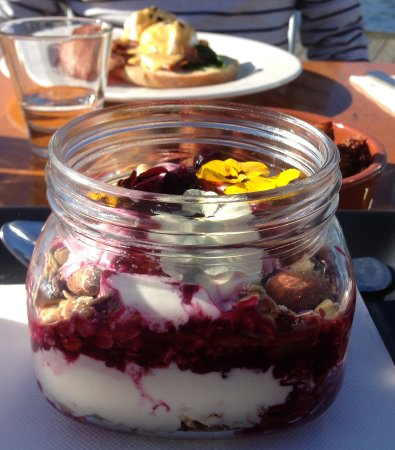 Paynesville, Australia: This was an incredibly filling choice: chock full of healthy goodies.