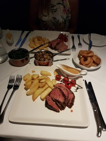 Marco Pierre White Steakhouse Bar & Grill Chester Photo