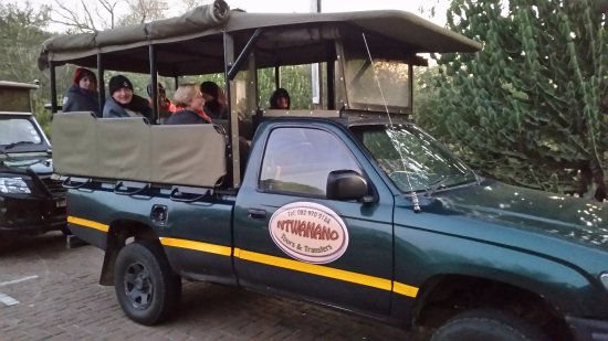Ntwanano Tours & Travel: Daily Kruger Park Safari