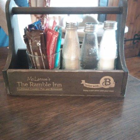 Antrim, UK: Ramble Inn
