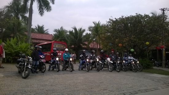 Motorbike Vespa Tours