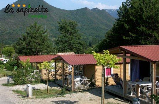 Camping la Sapinette