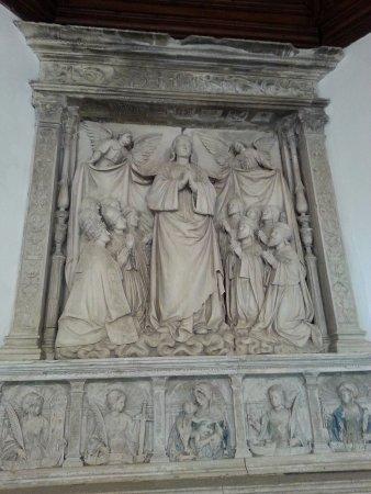 Capela de Nossa Senhora da Misericordia: Retábulo