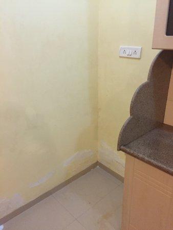 Keys Select Hotel Nestor Mumbai: Missing fridge