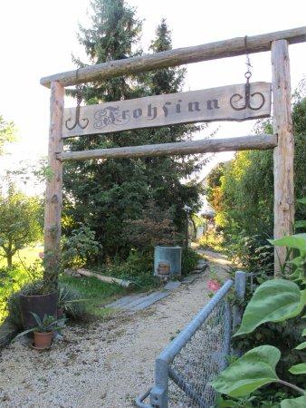 Uitikon, Switzerland: Restaurant Garteneingang