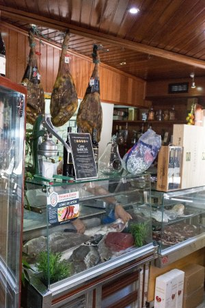 Amadora, Portugal: Our selection of the best fish and iberic ham