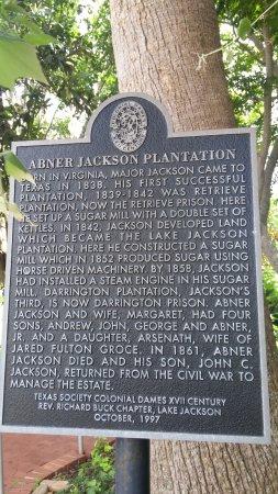 Abner Jackson Plantation Site