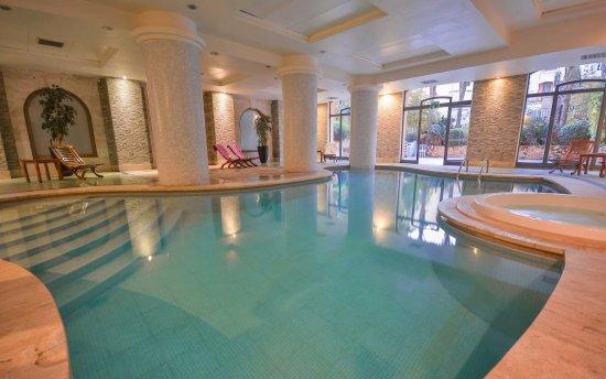 Mellieha, Malta: Indoor Pool