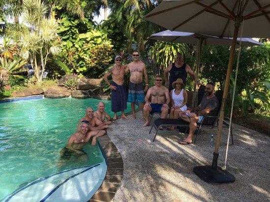 Matavera, Cook Islands: Board retreat at Ikarangi Eo Retreat