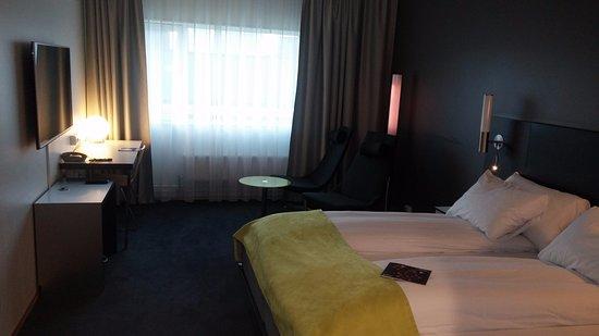 Ullensaker Municipality, Noruega: Hotel Thon_Room 4028