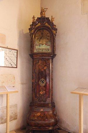 Cellettes, France: Magnifique horloge (très spéciale, voir visite pour infos)