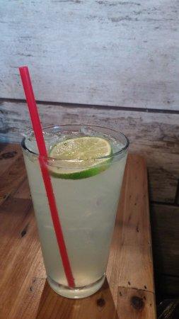 Lake Jackson, TX: Cucumber soda alcohol beverage