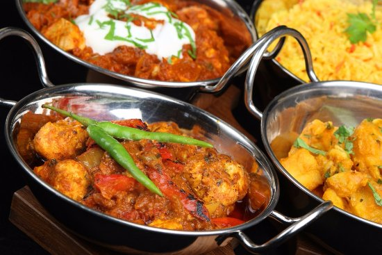 Abbots Langley, UK: Indian spicy food and Fast food takeaway