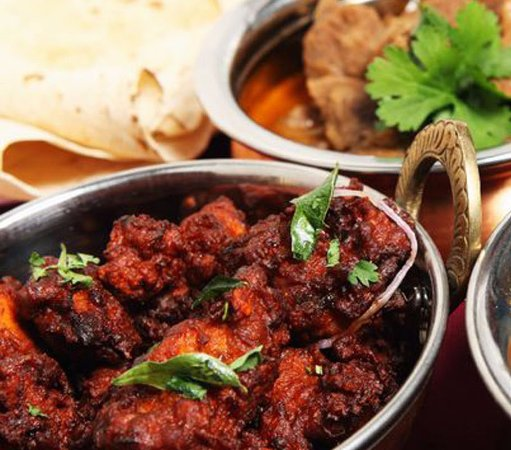 Abbots Langley, UK: Traditional Indian food Takeaway